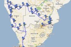 9 Wochen Afrika Trip 2008