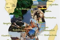 7 Monate Afrika Trip 2009