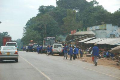 Day 100 – 14.7.2011  Kampala again