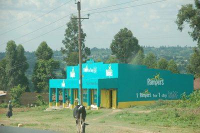 Day 101 – 15.7.2011  Cheese paradise Eldoret
